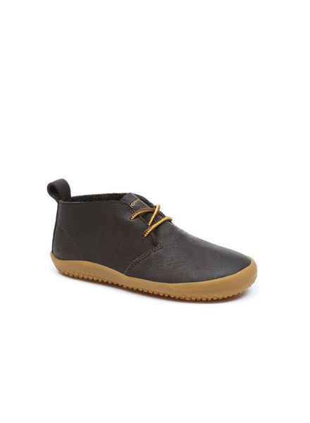 Vivobarefoot Gobi Kids Dark Brown