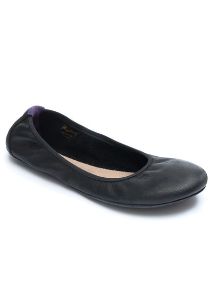 Vivobarefoot Jing Jing Ladies Leather Black