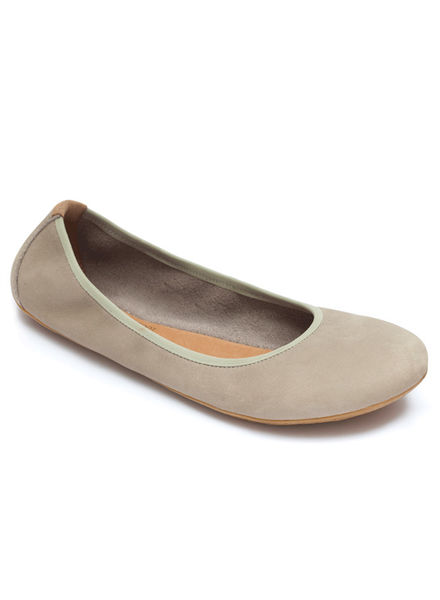 Vivobarefoot Jing Jing Ladies Leather Cobblestone