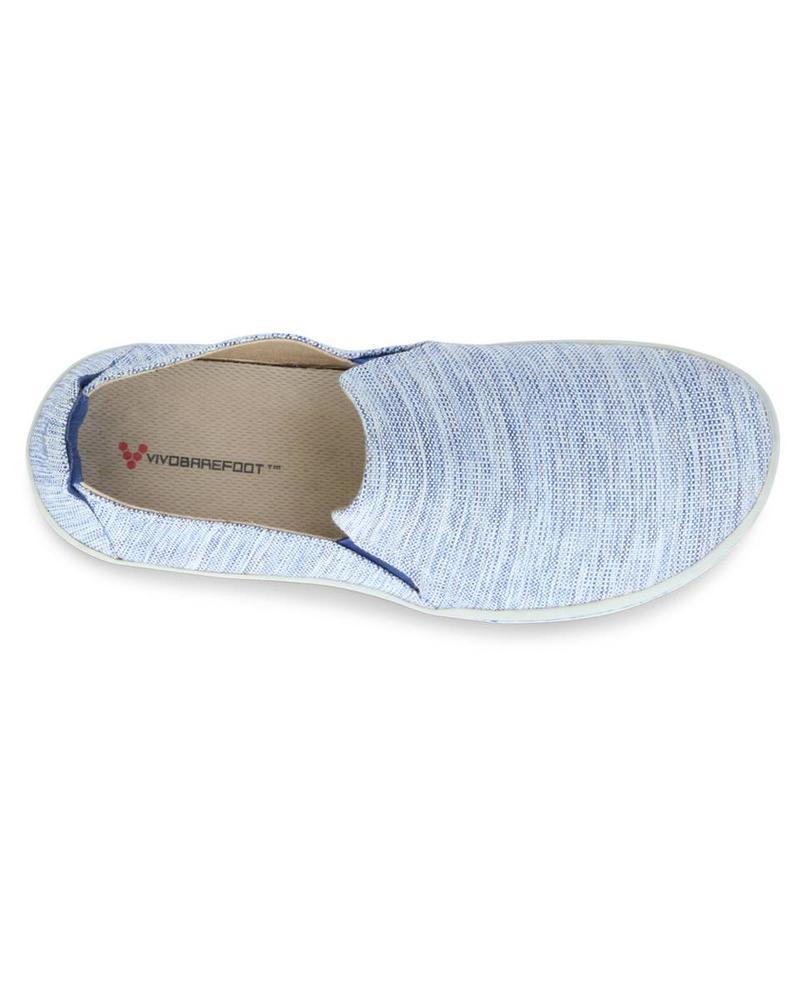 Vivobarefoot SALE: Mata Men Canvas Blue