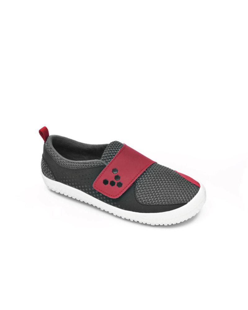 Vivobarefoot Mini Primus Kids Mesh Black/Red