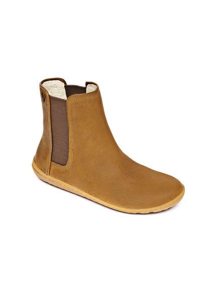 Vivobarefoot SALE: Nepal Ladies Leather Chestnut