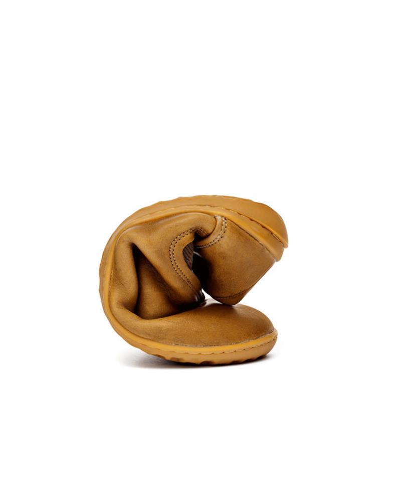 Vivobarefoot Nepal Ladies Leather Chestnut