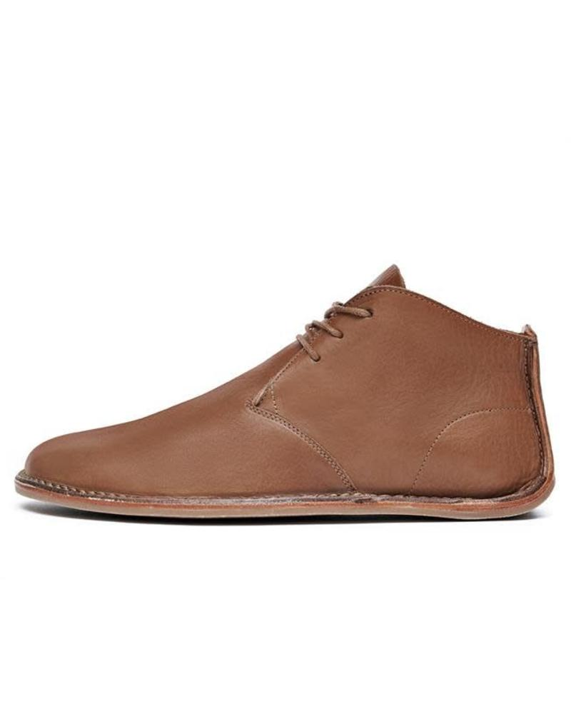 Vivobarefoot Porto Rocker High L Leather Tan