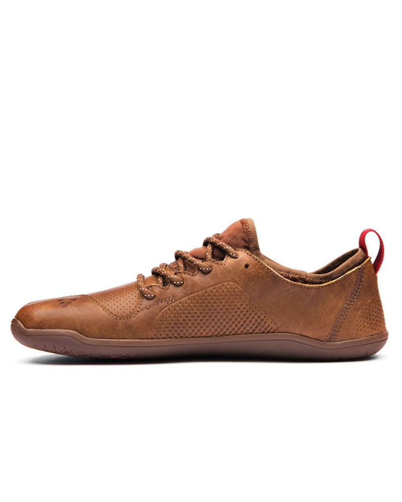 Vivobarefoot SALE: Primus Lux WP Ladies Leather Chestnut