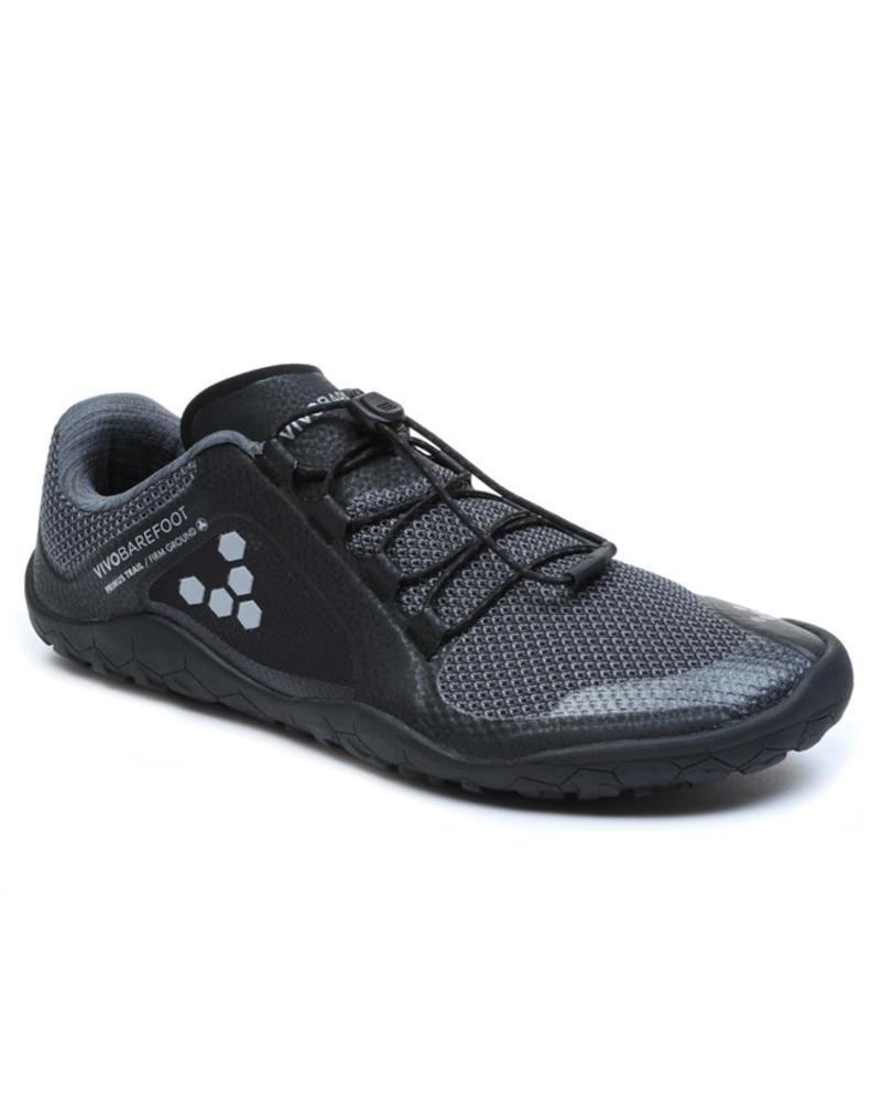 Vivobarefoot Primus Trail FG Men Mesh Black/Charcoal