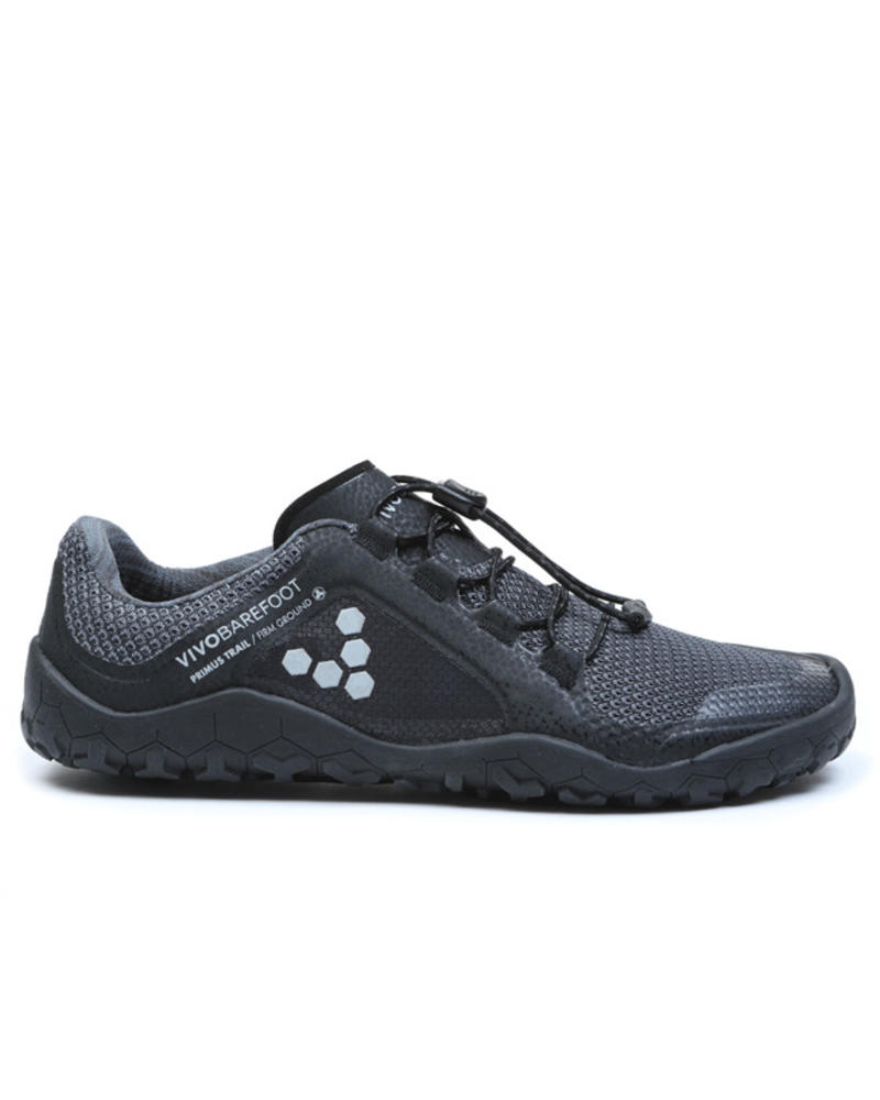 Vivobarefoot Primus Trail FG M Mesh Black/Charcoal