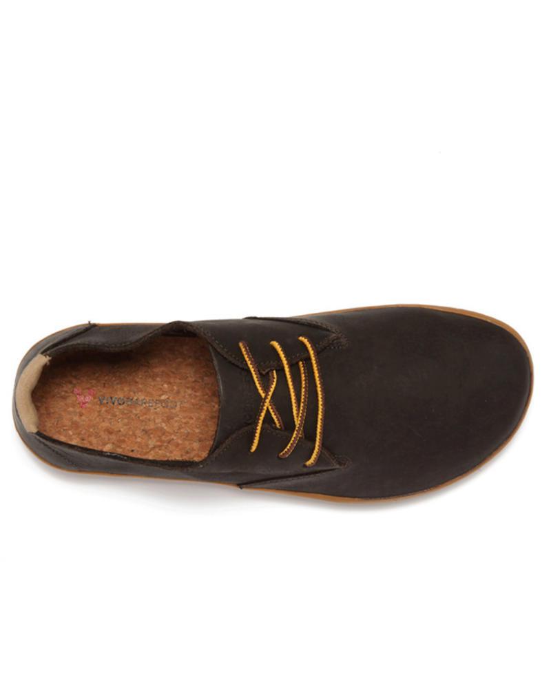 Vivobarefoot Ra II Men Leather Brown/Hide