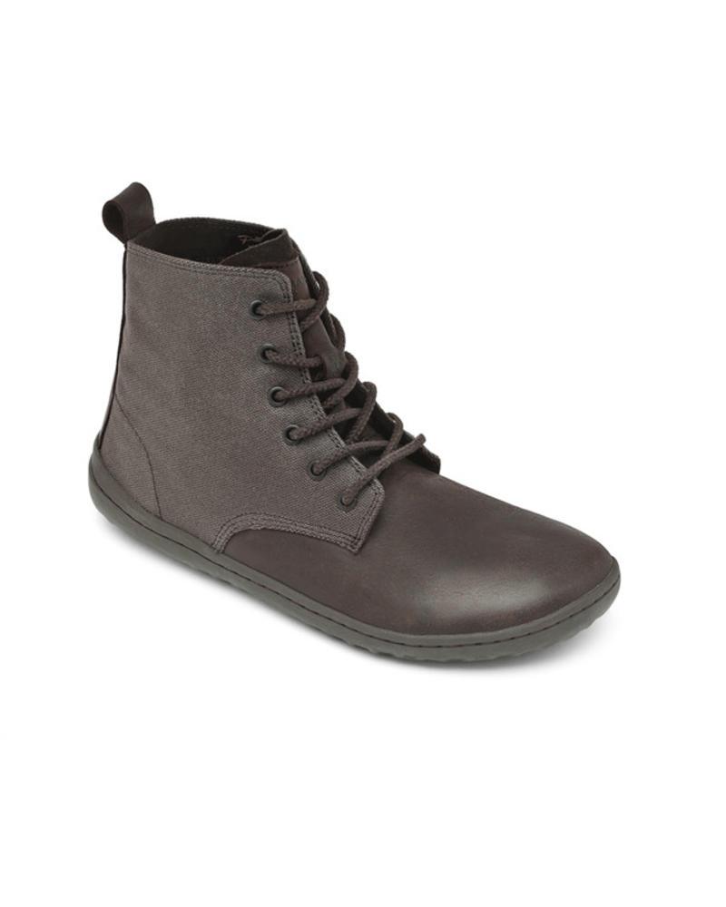 Vivobarefoot Scott Men Leather Dark Brown