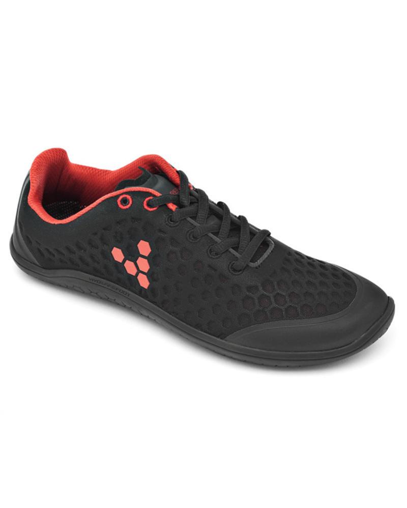 Vivobarefoot Stealth 2 M Mesh Black/Red