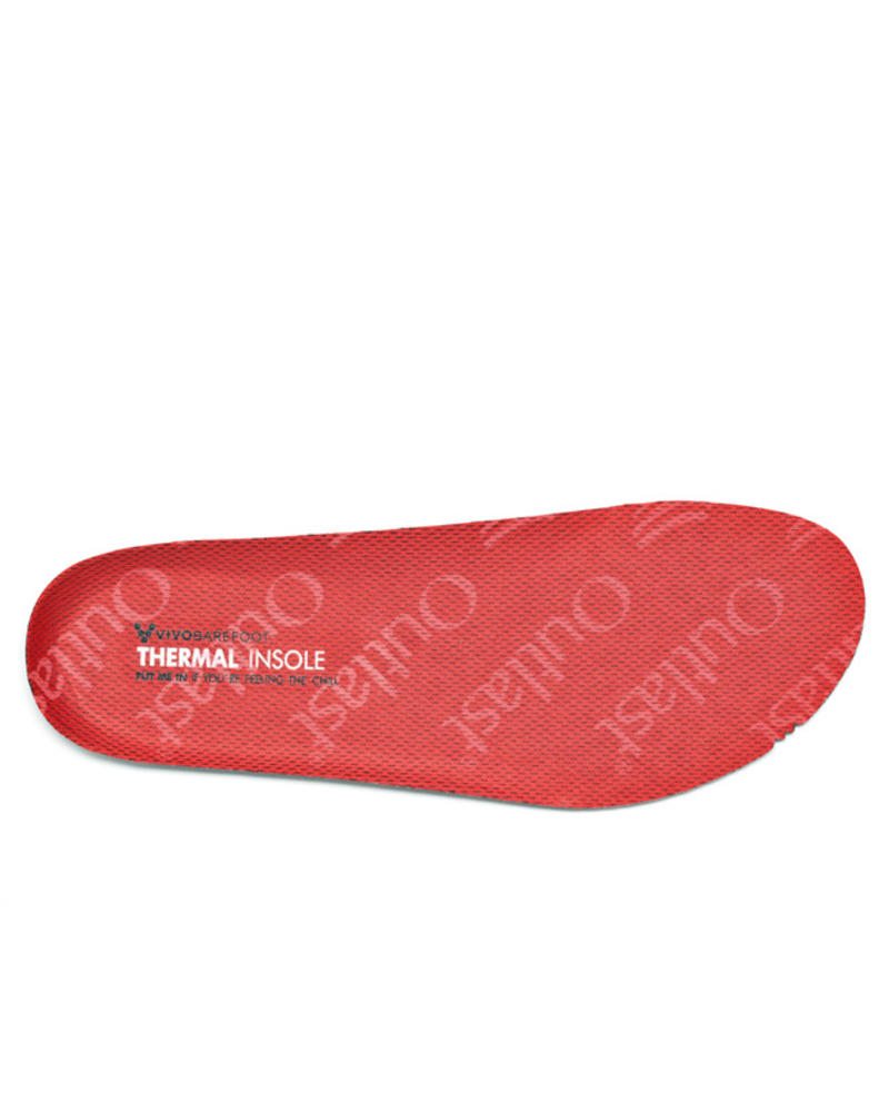 Vivobarefoot Thermal insole heren