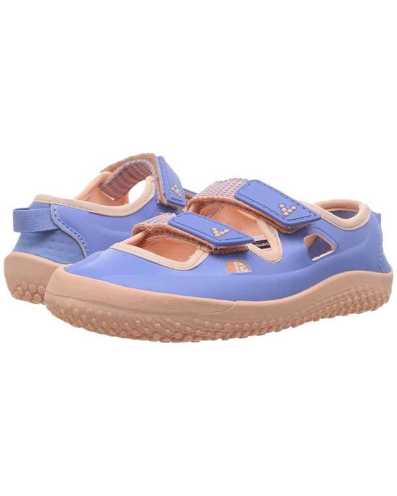 Vivobarefoot SALE: Bay Kids Mauve/Coral