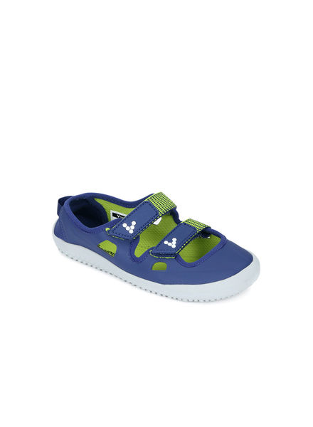 Vivobarefoot Bay Kids Synth Navy