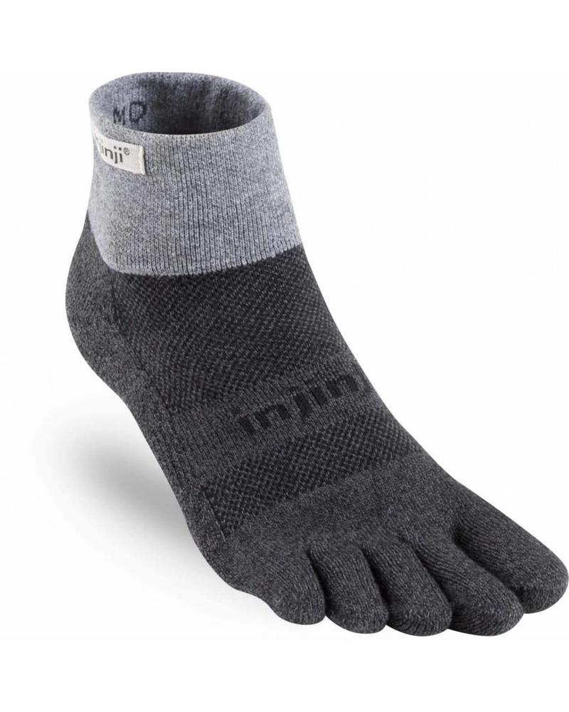 Injinji Trail Midweight MC Xtralife granite