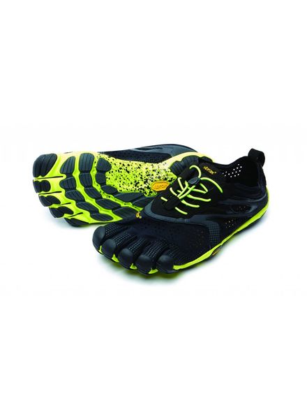 Vibram FiveFingers V-Run Men Black/Yellow