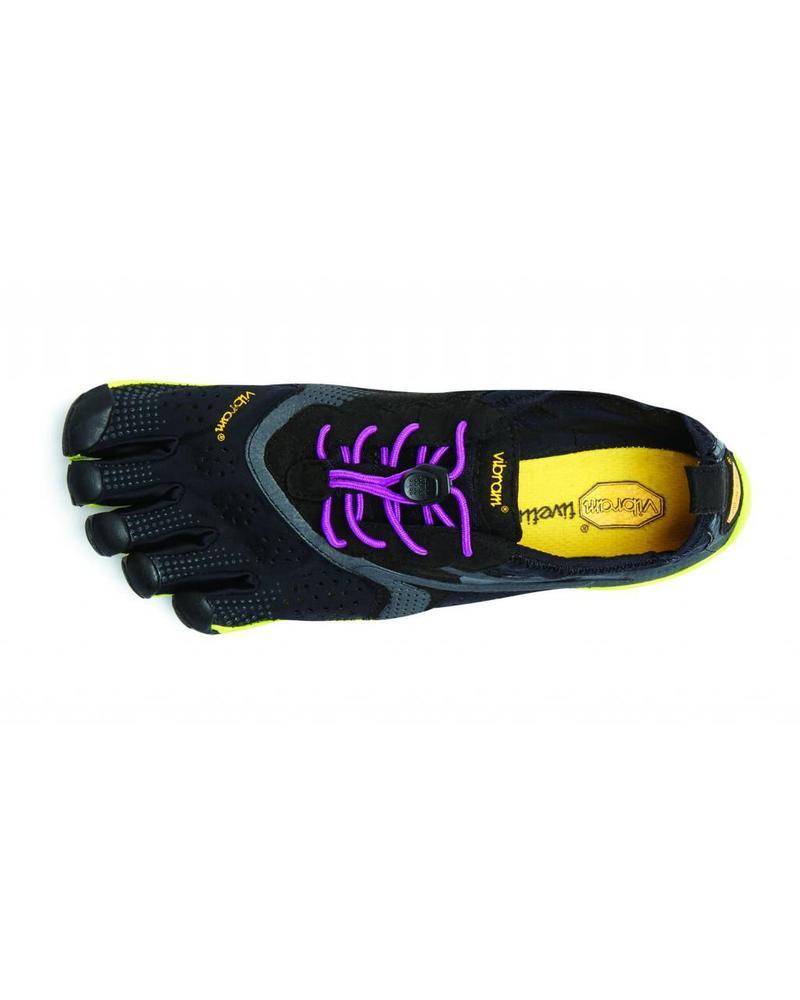 Vibram FiveFingers V-Run Women Black/Yellow