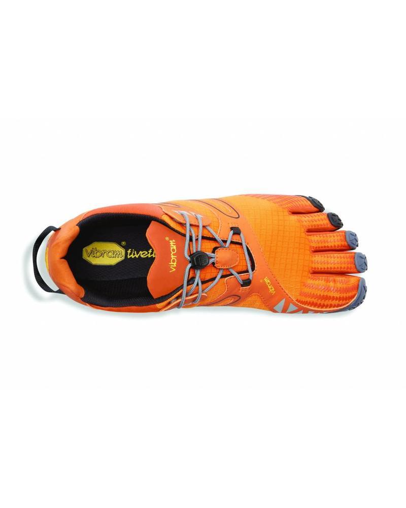 Vibram FiveFingers V-Trail Men Orange/Grey/Black