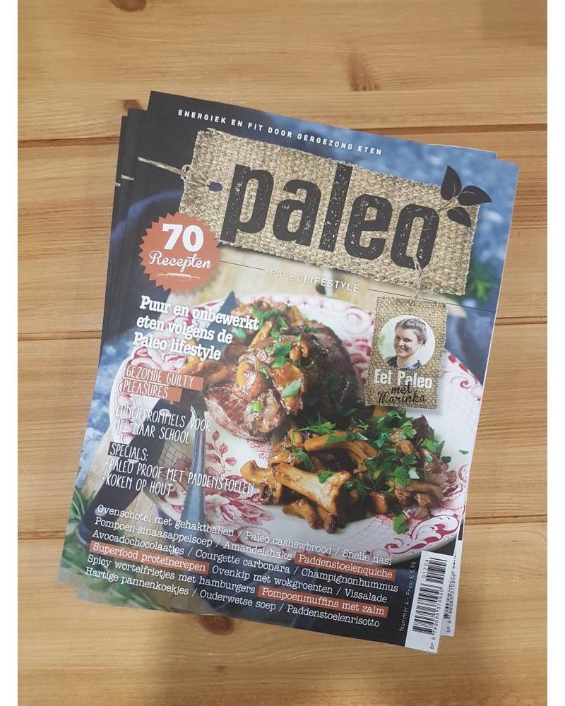 EetPaleo Paleo magazine 2017 nr. 4