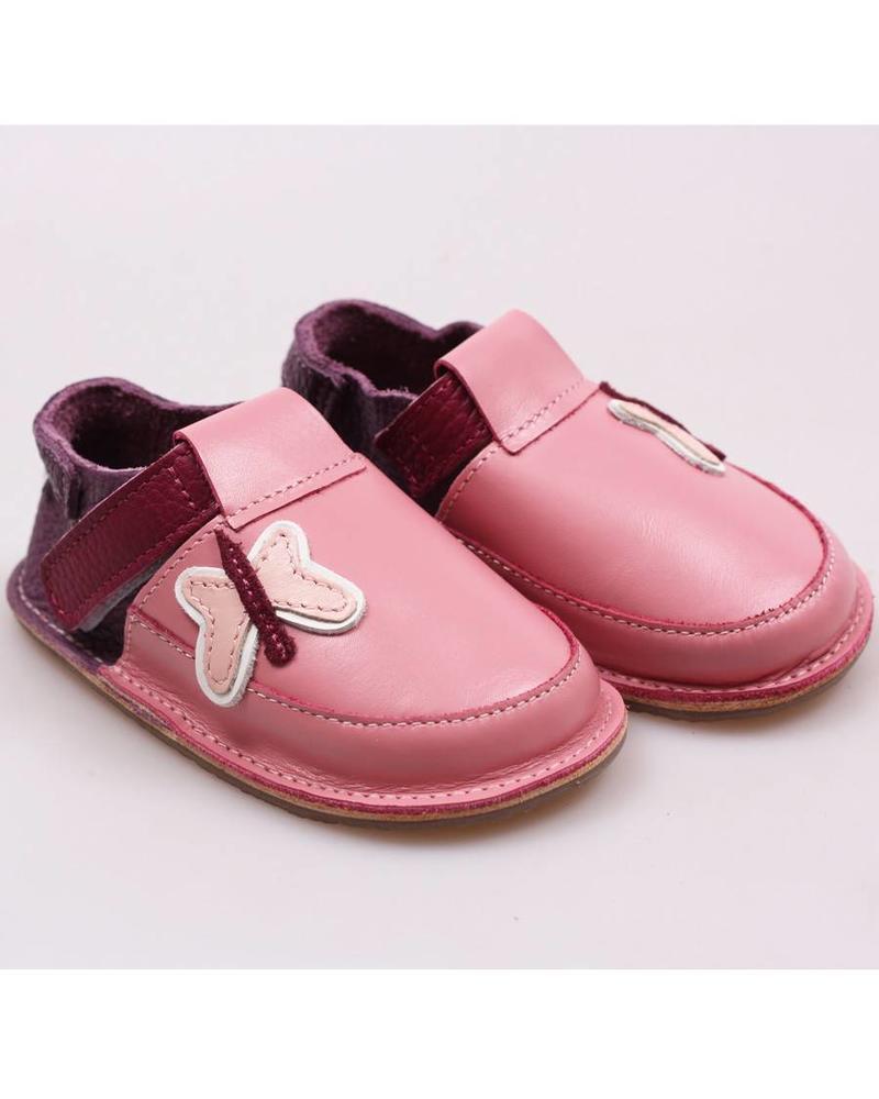 Tikki Butterflies roze/paars