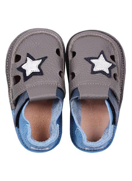Tikki Sandaal Starlit Sky, blauw/grijs met ster