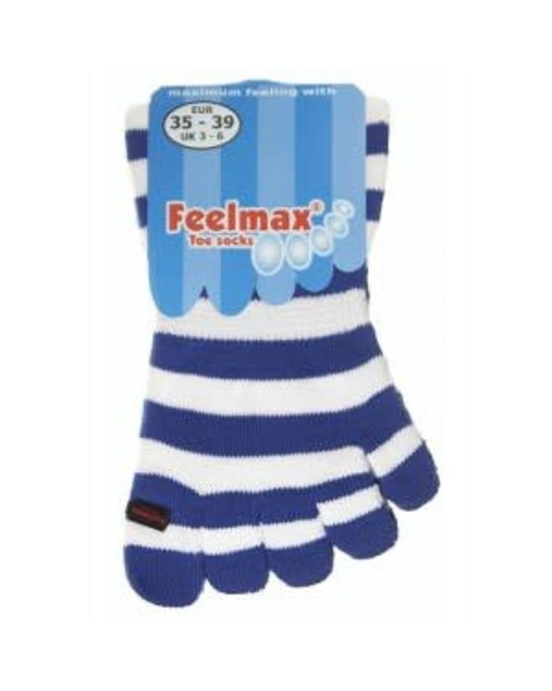 Feelmax Kids Blauw/Wit gestreept