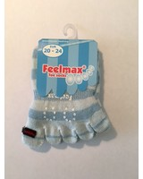Feelmax Kids Lichtblauw gestreept