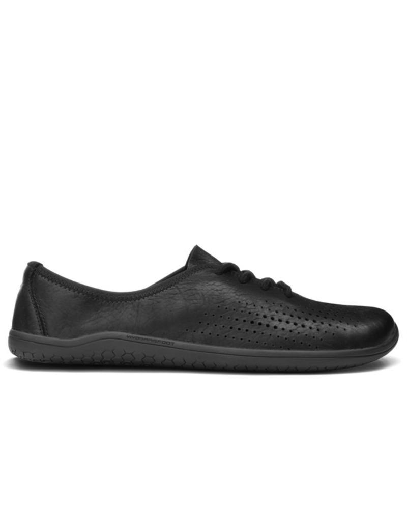 Vivobarefoot Mia Ladies Leather Black