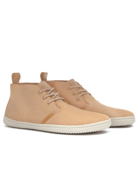 Vivobarefoot Gobi II Men Eco Suede Tan
