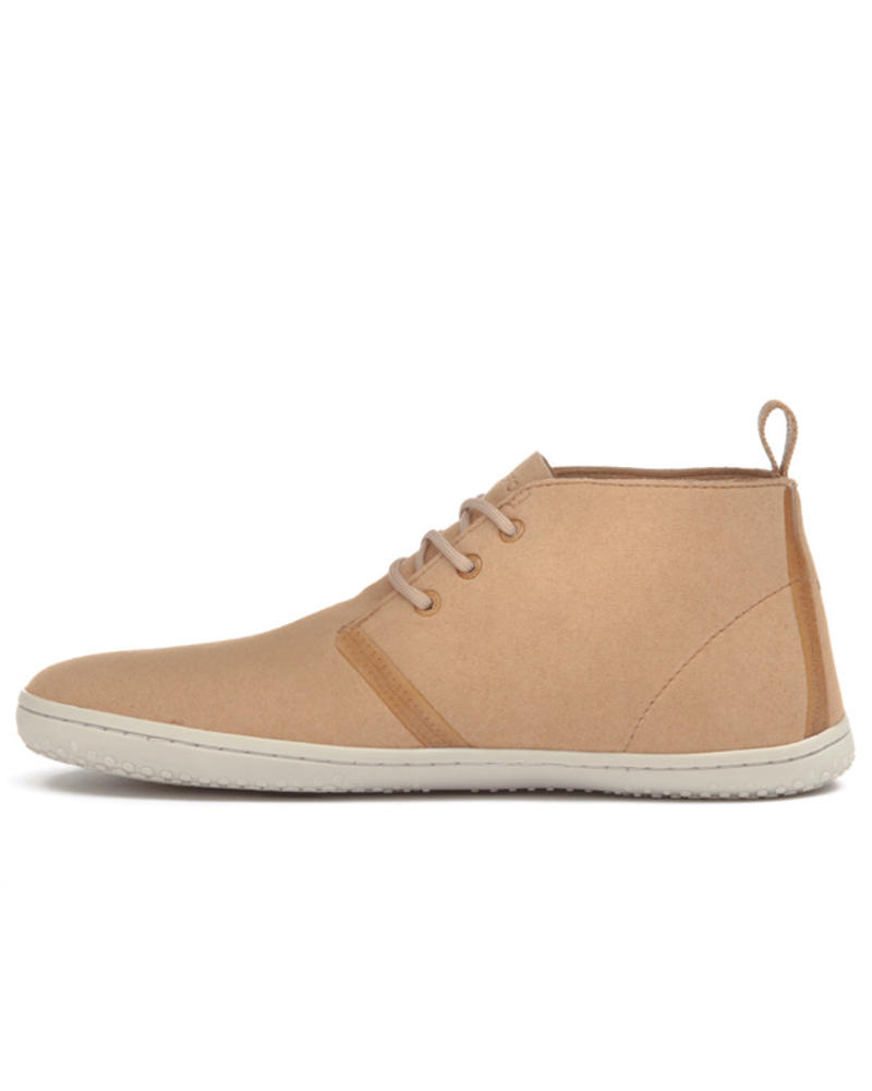 Vivobarefoot Gobi II Ladies Eco Suede Tan