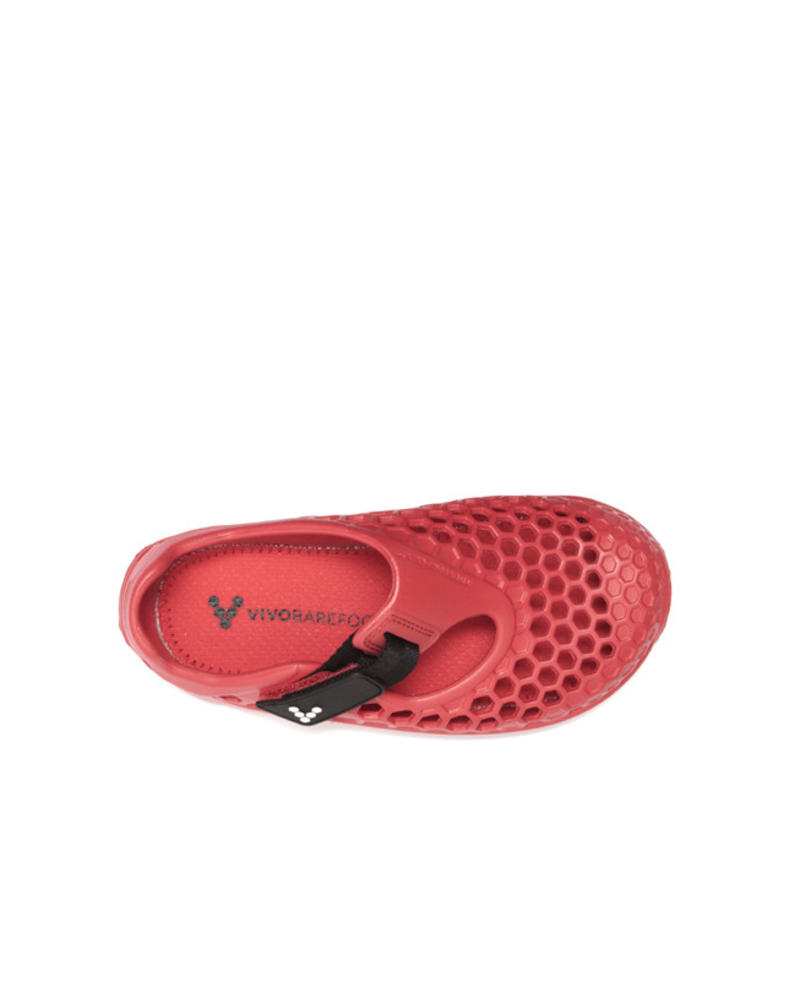 Vivobarefoot Ultra Kids Red