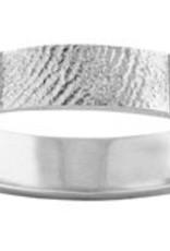 Ring 4 mm. inkl. Abdruck