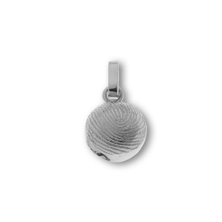 Pendant round, sphere incl. reservoir for ashes