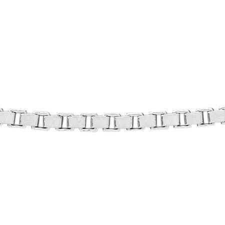 Veneziaans collier - Ø 1,4 mm. - geelgoud