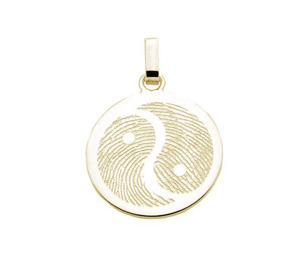 Yin Yang hanger, plat