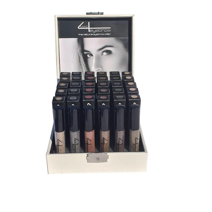 "mad4eyebrow ""Dark Grey"" the natural eyebrow filler"