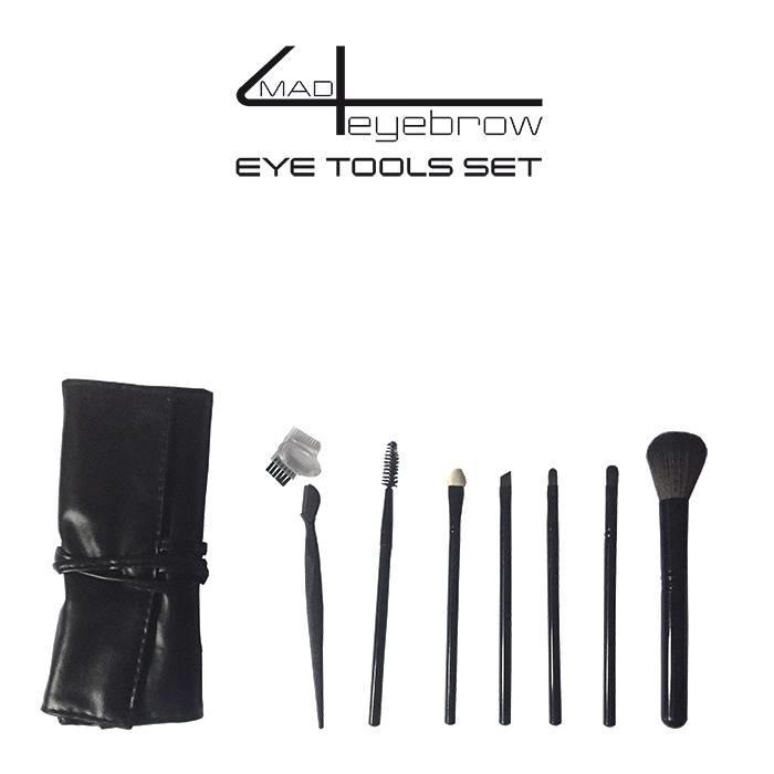 mad4eyebrow eye tools set