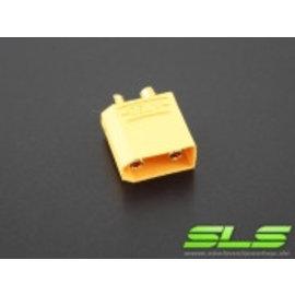 SLS Batteries XT-90 Connector Male                         xt-90 Stecker