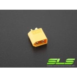 4_SLS Batteries XT60 connector Male                                      XT-60 Stecker