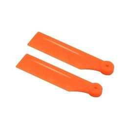 Oxy Heli OXY2 - 38mm Tail Blade Orange                   SP-OXY2-074