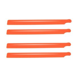 1_Oxy Heli Plastic Main Blade 210mm, 2 set, Orange                SP-OXY2-080