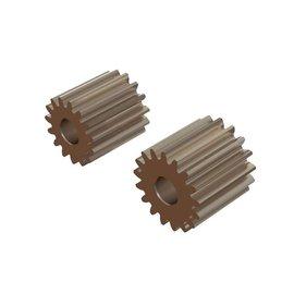 1_Oxy Heli OXY2 - Straight Pinion 15T, 17T - 2.5mm Motor Shaft                                 SP-OXY2-142