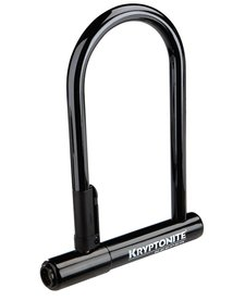 Kryptonite Keeper D-Lock, With Bracket