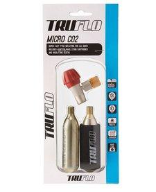 Truflo Micro C02 Pump Inc 2 Cartridges