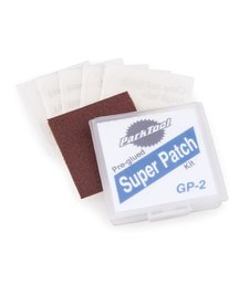 Park Tool Super Patch Kit, Includes 6 Self Adhesive Patches