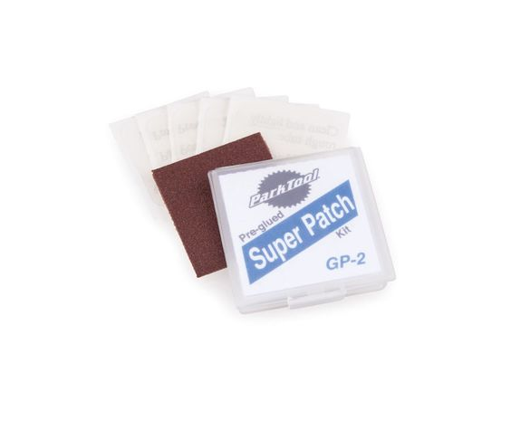 Park Tool Park Tool Super Patch Kit, Includes 6 Self Adhesive Patches