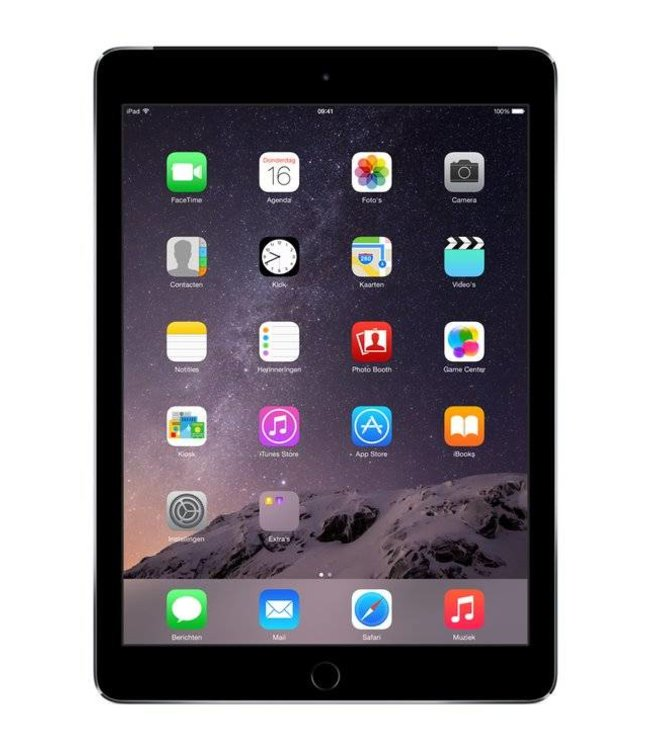 Apple iPad Air 2 Zwart 16gb 4G