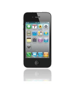 Apple iPhone 4S Zwart 64 GB