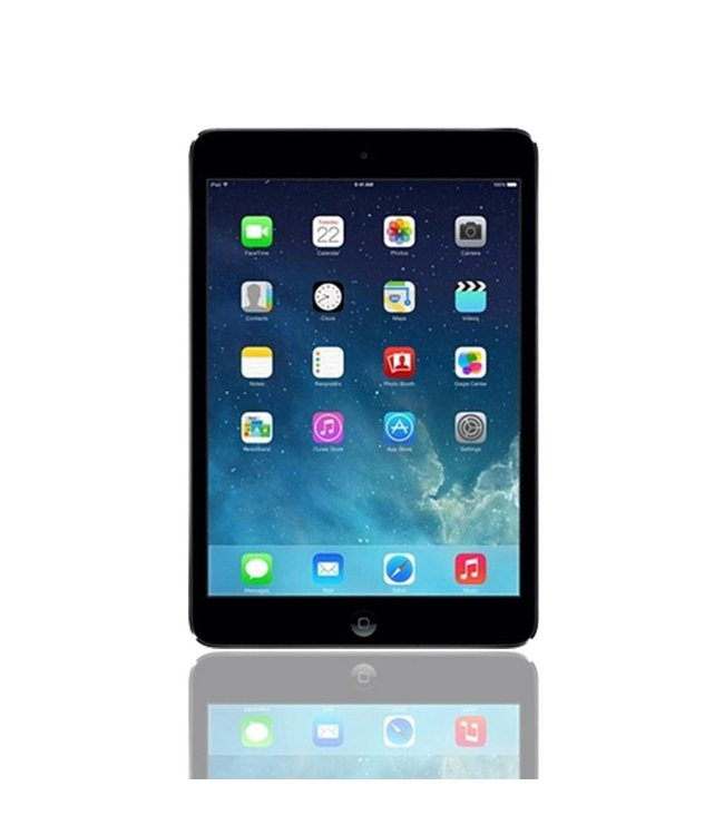 Apple iPad Air 1 Zwart 16GB Wifi
