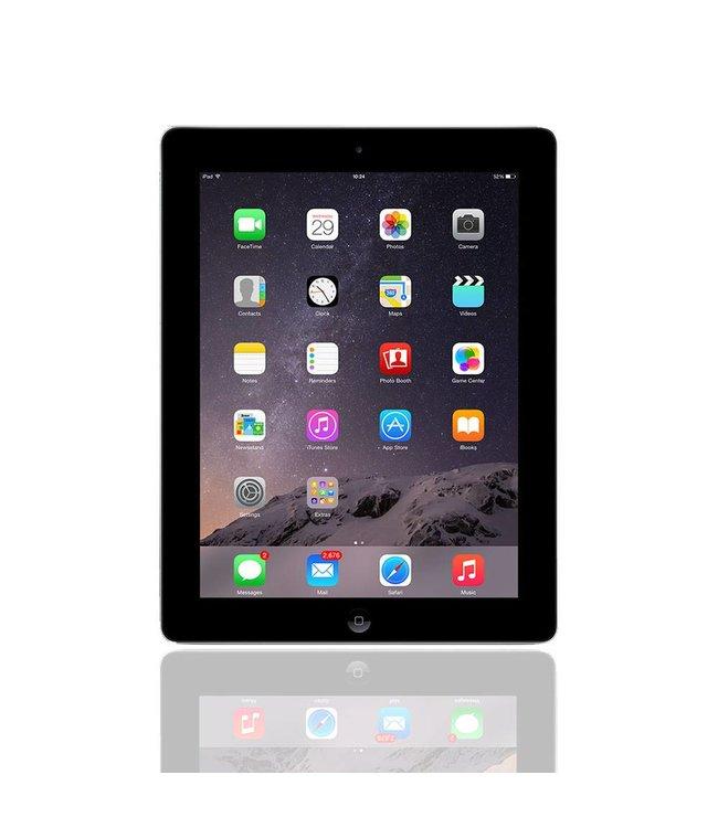 Apple iPad 4 Zwart 32GB 4G
