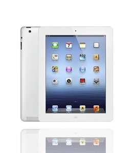 Apple iPad 4 Wit 16GB Wifi
